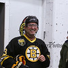 Bruins #13 Kenny Linseman at the 2017 Richie McFarland Children's Center presents The Boston Bruins Alumni vs Team Richie charity Hockey event on Saturday 12-16-2017 @ The Rinks at Exeter.  Matt Parker Photos