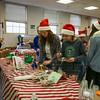 2017 Annual Hampton PTA Breakfast with Santa on Saturday @ Hampton Academy on 12-9-2017.  Matt Parker Photos
