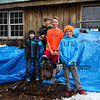 "Lincoln Akerman School 4th grade ""Sugaring-Off"" Maple Syrup Party on Saturday 3-25-2017 @ Hampton Falls, NH.  Matt Parker Photos"