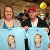 Melanie and Jason Thompson made the trip from New Durham to show their support for 9 year old Ciara Brill who was diagnosed with DIPG,  brain cancer on Sunday 3-26-2017 @ Portsmouth High School.  Matt Parker Photos