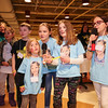 Ciara Brill Fundraiser to benefit 9 year old Ciara and her battle with DIPG (Diffuse Intrinsic Pontine Glioma) brain cancer with family, friends and community on Sunday 3-26-2017 @ Portsmouth High School.  Matt Parker Photos