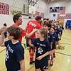 Stratham Memorial School presents the 5th Grade vs Faculty Basketball Game on Thursday 3-9-2017 @ SMS, Stratham, NH.  Matt Parker Photos