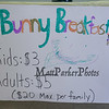 Brentwood Recreation Department Egg Hunt and Easter Bunny Breakfast on Saturday 4-15-2017, Brentwood, NH.  Matt Parker Photos