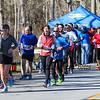 Portsmouth Half Marathon with Loco Running on Sunday 4-23-2017 Greenland, NH.  Matt Parker Photos