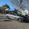 Pace car provided by Mercedes-Benz of Portsmouth at the Portsmouth Half Marathon with Loco Running on Sunday 4-23-2017 Greenland, NH.  Matt Parker Photos