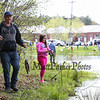 Brent Pizon and daughter Mia with her fish at the 2017 Hampton Fishing Derby sponsored by the Hampton Rec Department on Saturday 5-13-2017 @ Batchelder Pond, Hampton, NH.  Matt Parker Photos