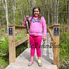 Mia Pizon a 3rd grader with her catch of fish standing on the Lucas Sexton Eagle Scout bridge at the 2017 Hampton Fishing Derby sponsored by the Hampton Rec Department on Saturday 5-13-2017 @ Batchelder Pond, Hampton, NH.  Matt Parker Photos