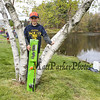 """Viktor Kulbery with his """"Ugly Stik"""" that he won during the casting competition at the 2017 Hampton Fishing Derby sponsored by the Hampton Rec Department on Saturday 5-13-2017 @ Batchelder Pond, Hampton, NH.  Matt Parker Photos"""
