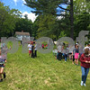 Newfields Memorial Day ceremony and parade on Saturday 5-27-2017.  Steve Yevich Photos