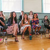 Seacoast Idol performers wait for the start of the 2017 Seacoast Idol performances @ Exeter Town Hall, Exeter, NH on 5-7-2017.  Matt Parker Photos