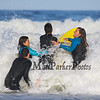 """Surfing With Smiles surfing the waves event at, """"The Wall"""", at Hampton's North Beach, on the Atlantic Ocean on Tuesday 7-25-2017.  Matt Parker Photos"""