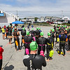 2017 Nubble Light Challenge, 2.4 mile swim from Long Sands around the Nubble Lighthouse finishing at Short Sands Beach on Saturday 8-12-2017, York Beach, ME.  Matt Parker Photos