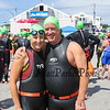 2017 Nubble Light Challenge, 2.4 mile swim from Long Sands around the Nubble Light House finishing at Short Sands Beach on Saturday 8-12-2017, York Beach, ME.  Matt Parker Photos