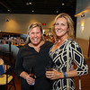 Alison Marloni and Linda Roughsedge of Forbes Marketing Group pose for a photo at the 2017 Exeter Area Chamber of Commerce Community Awards on Thursday at the Blue Ocean Event Center, Salisbury Beach, MA on August, 24, 2017.  Matt Parker Photos