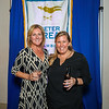 Linda Roughsedge and Alison Marloni of Forbes Marketing Group pose for a photo at the 2017 Exeter Area Chamber of Commerce Community Awards on Thursday at the Blue Ocean Event Center, Salisbury Beach, MA on August, 24, 2017.  Matt Parker Photos