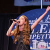 "15 year old Kristina McCarthy of Hudson, NH sings, ""Journey to the Past"" at the 13th Anniversary of the Hampton Beach Talent Competition 2017, presented by The Hampton Beach Village District on Sunday 8-27-2017 @ The Seashell Stage, Hampton Beach, NH.  Matt Parker Photos"