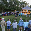 The town of North Hampton invites everyone to celebrate its 275th Birthday on Wednesday at the town bandstand featuring The SoulMate Band on 8-30-2017, North Hampton, NH.  Matt Parker Photos