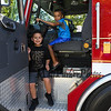 Exeter Police and Fire Department Open House at the Exeter Safety Complex on Saturday 9-23-2017 @ Exeter, NH.  Matt Parker Photos
