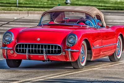 Heights Car Show...Richardson, Texas...April 2017