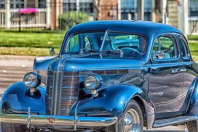 Heights Car Show...Richardson, Texas...April 2017