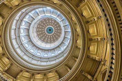 State Capitol...Austin, Texas...Jan 2017