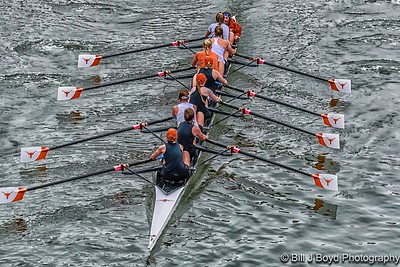University of Texas Crew Team...Jan 2017