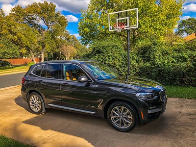 New BMW X3...Austin, Texas...November 14, 2017