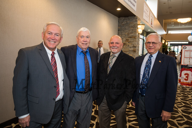 New Hampshire Legends of Hockey 2018 Hall of Fame Induction Ceremony on Sunday October 21, 2018 at the Grappone Conference Center, Concord, NH.  Matt Parker Photos