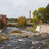 Exeter river flowing into the Squamscott River, Exeter, NH on Saturday 10-6-2018, Exeter NH.  Matt Parker Photos
