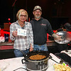 "Vinnie and Jay Pillard of Hampton show off, ""Pillard's Home Cooked Chili"" at the 2018 Hampton Firefighters Toy Bank Annual Chili Cook Off on Thursday at Wally's Pub on 11-15-2018, Hampton Beach, NH.  Matt Parker Photos"