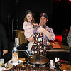 "3 year old Emm1ie with her dad Matthew Rankin and their, ""Caradores Chili"" at the 2018 Hampton Firefighters Toy Bank Annual Chili Cook Off on Thursday at Wally's Pub on 11-15-2018, Hampton Beach, NH.  Matt Parker Photos"