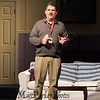 Director Patrick Moore at the Winnacunnet High School Drama Presents Nana's Naughty Knickers by Katherine Disavino on Friday 11-9-2018 at the WHS Auditorium, Hampton, NH.  Matt Parker Photos
