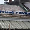 Friend y Nails (Friendly Nails) on Saturday 12-1-2018, Rt. 1 Hampton, NH.  Matt Parker Photos
