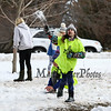 "Taking a break from maple syrup production with a friendly snowball fight at the Lincoln Akerman School 4th grade annual Sugaring Off Maple Syrup Party on Saturday 3-17-2018 @ the, ""LAS Sugar Shack"", Hampton Falls, NH.  Matt Parker Phtotos"