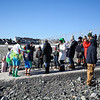 Salty's 2018 St. Paddy's Day Plunge!  Sponsored by The Chris Connors Fund, York Fire Department and York Water Rescue at York Harbor Beach on Saturday March 17th, 2018.  Matt Parker Photos