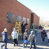 "Seabrook Elementary School presents the, ""grand unveiling"" of the student-made mosaic murals depicting Seabrook's history in celebration of Seabrook's 250th anniversary on Friday 4-20-2018 @ SES, Seabrook, NH.  Matt Parker Photos"