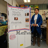 Alexander Hamilton AKA Angel Huynh studied Alexander Hamilton who was an American statesman and one of the Founding Fathers of the United States along with the face of our $10 dollar bill at the Grade 4 Revolutionary War Wax Museum on Friday 5-11-2018 @ Seabrook Elementary School, Seabrook, NH.  Matt Parker Photos