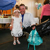 Sophia with her father Dan Caughlin pose for a photo at the 1st Annual K-8th Daughter's Choice Dance sponsored by DAD (Daughters Annual Dance) committee on Saturday 5-19-2018 @ the WHS Cafeteria, Hampton, NH.  [Matt Parker/Seacoatonline]
