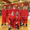 115th, Wells High School Class of 2018 Graduation Ceremony on June 10, 2018, 1:00 PM, Wells, ME.  [Matt Parker/Seacoastonline]