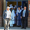 Exeter High School Commencement Exerecises Class of 2018 on Friday June 15th, 2018, Exeter, NH.  [Matt Parker/Seacoastonline]