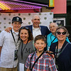 Jay Pinsonnault and family at the 2018 Seacoast All-Star Sports Awards on Thursday June 21st, 2018 at The Music Hall, Portsmouth, NH.  Matt Parker Photos