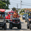 Hampton Beach Children's Festival Costume Parade on Friday 8-17-2018, Ocean Blvd., Hampton Beach, NH.  Matt Parker Photos