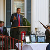 Guest Speaker NH Governor Christopher T. Sununu at the American Legion Post 35 Global War On Terrorism Monument Rededication on Tuesday, 9-11-2018 @ Post 35, High Street, Hampton, NH.  Matt Parker Photos