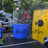 Dunk tank at the Exeter Police and Fire Departments Open House at the Exeter Safety Complex on Saturday 9-29-2017 @ Exeter, NH.  Matt Parker Photos