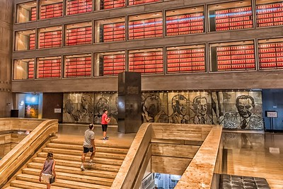 LBJ Library...Austin, Texas...July 4, 2018