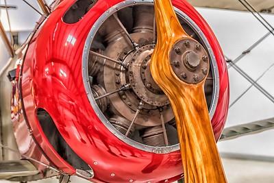 Cavanaugh Flight Museum...Dallas, Texas...May 25, 2018