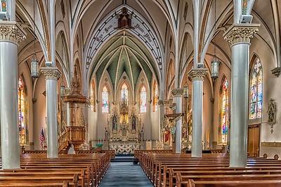 St Mary's...Fredericksburg, Texas...June 18, 2018