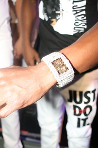 FLOYD MAYWEATHERS 18 MILLION DOLLAR WATCH