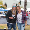 Kayla Winsor and Laura Boyce DJ's of The Morning Buzz at the 11th Annual New Hampshire BrewFest on the grounds of Cisco Brewers, Pease Tradeport Portsmouth, NH on Saturday 10-12-2019.  Matt Parker Photos