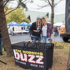 Kayla Winsor and Laura Boyce DJ's of The Morning Buzz at the 11th Annual New Hampshire BrewFest on the grounds of Cisco Brewers, Pease Tradeport Portsmouth, NH on Saturday 10-12-2019.  [Matt Parker/Seacoastonline]